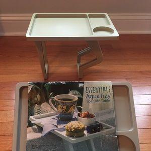 Spa table tray, NEW